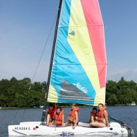 Marimeta Waterfront Activities Sailing 6