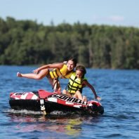 Marimeta Waterfront Activities Tubing 8