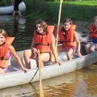 Marimeta Waterfront - Canoe