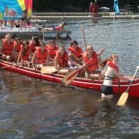Marimeta Waterfront Activities - Canoeing