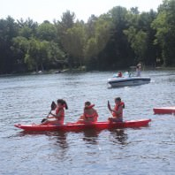 Marimeta Waterfront Activities - Kayaking