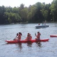 Marimeta Waterfront Activities - Kayaking