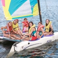 Marimeta Waterfront Activities - Sailing