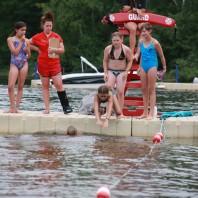 Marimeta Waterfront Activities - Swimming