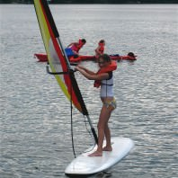 Marimeta Waterfront Activities - Windsurfing