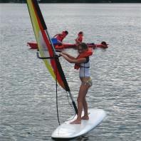 Marimeta Waterfront Activities - Windsurfing
