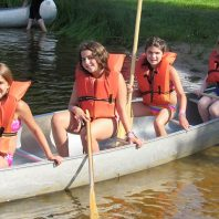 Marimeta Waterfront Activities - Canoe