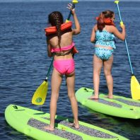Marimeta Waterfront Activities - Paddle Boarding