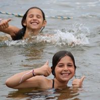 Marimeta Waterfront Activities - Swiming