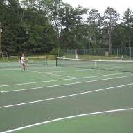Our Facilities - Tennis Complex