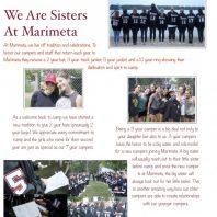 """We are Sisters of Marimeta"""