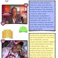 Marimeta has amazing nurses in our Health Center