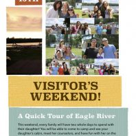 Camp Marimeta's Parents weekend – Eagle River, Wi – Things to do