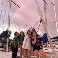 Sailing on Lake Superior
